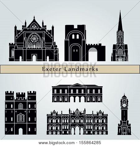 Exeter Landmarks