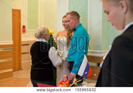 Wedding And Marriage Registration At The Registry Office