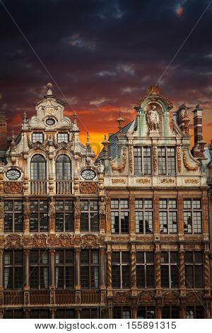 Brussels Grand Place.