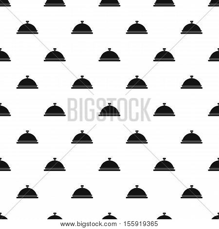 Cloche pattern. Simple illustration of cloche vector pattern for web
