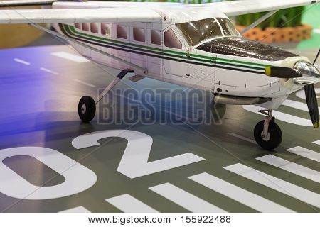 Airplane Aircraft Miniature Model