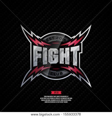 Fight Club Logo.