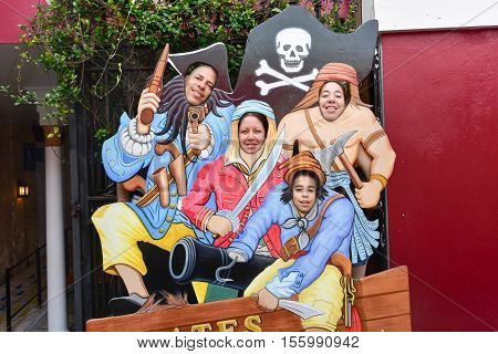 Pirates Of Nassau Museum, Bahamas