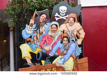 Pirates Of Nassau Museum, Bahamas