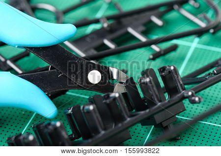 Plastic Nippers