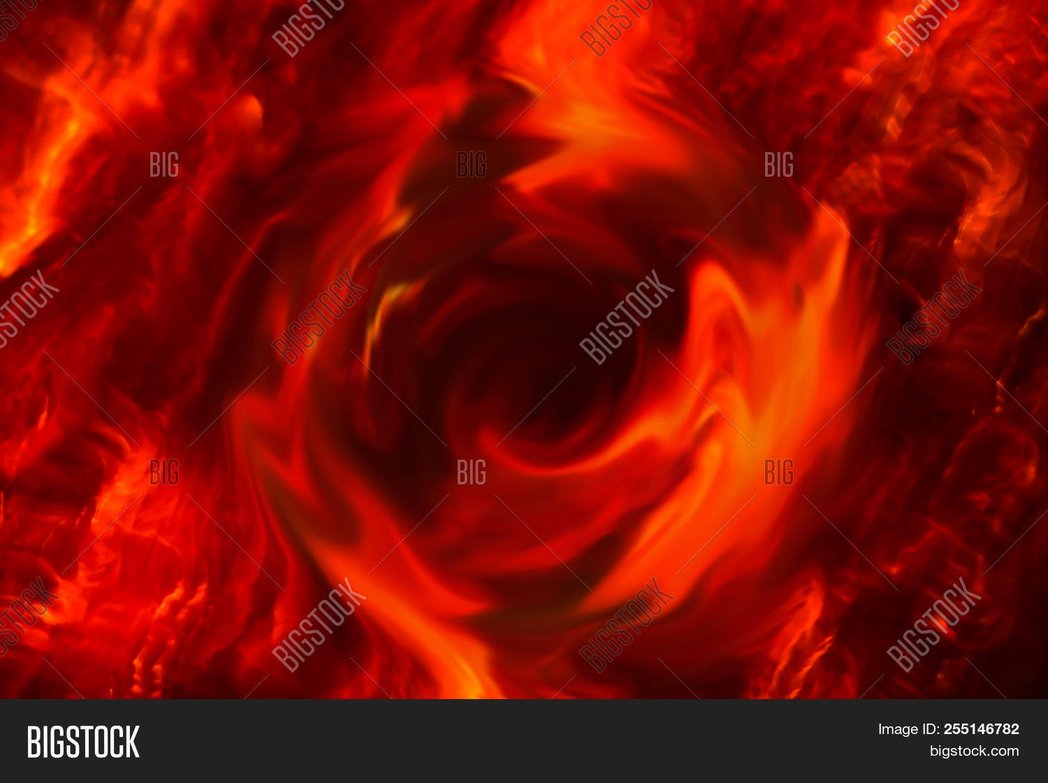 Fire Embers Hell Image Photo Free Trial Bigstock