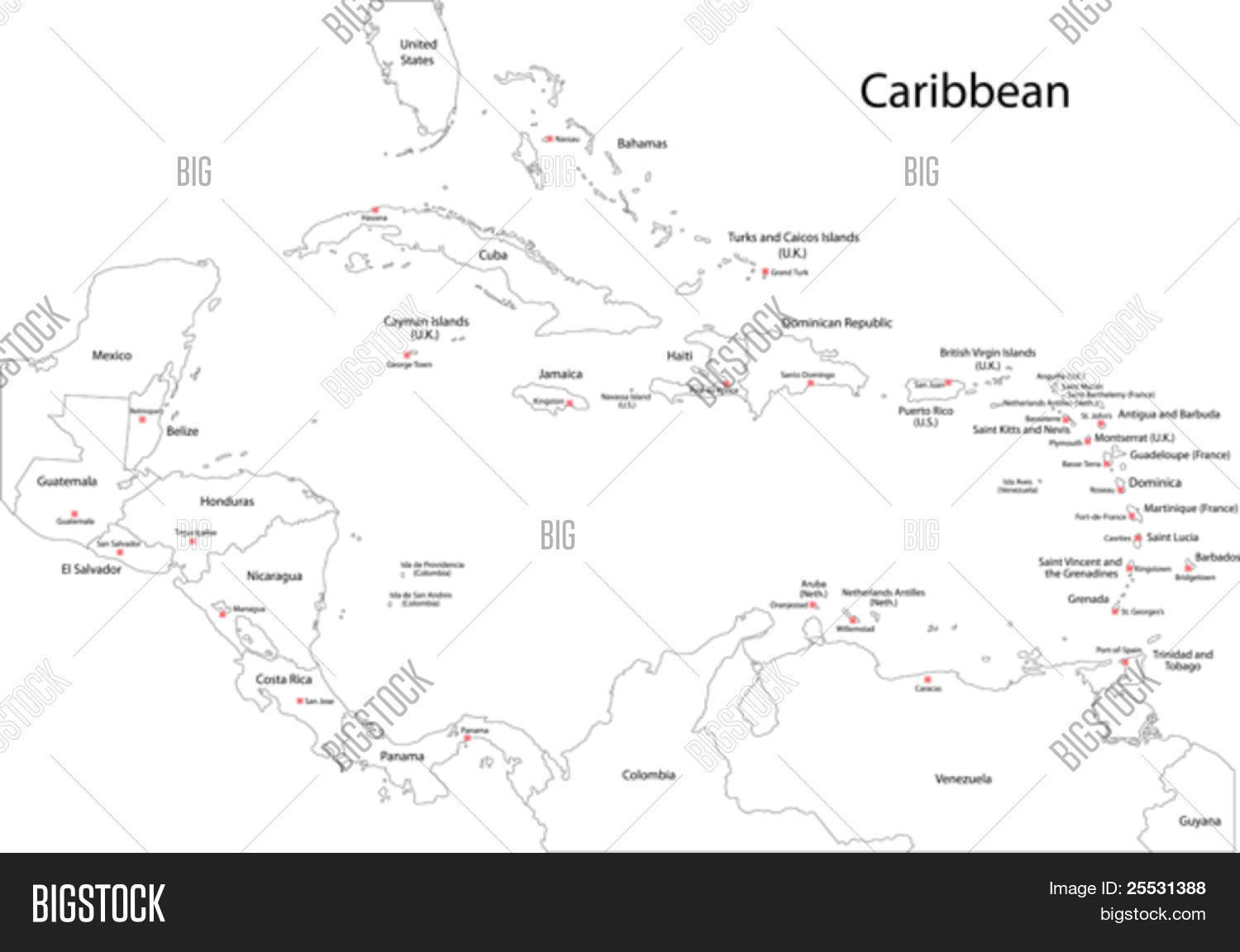 Outline Caribbean Map Vector & Photo (Free Trial) | Bigstock on puerto rico map outline, abaco map outline, armenia map outline, bhutan map outline, far east map outline, aruba map outline, greenland map outline, transatlantic map outline, mayan map outline, southern us map outline, south pacific islands map outline, pacific coast map outline, caribbean islands, europe map outline, asia map outline, anguilla map outline, saint lucia map outline, senegal map outline, montserrat map outline, appalachian mountains map outline,