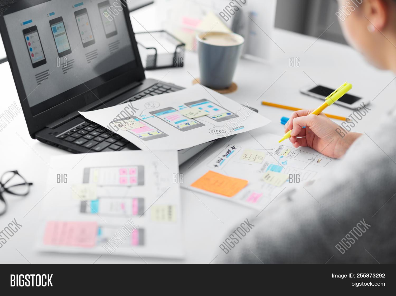 App Di Design app design, technology image & photo (free trial) | bigstock
