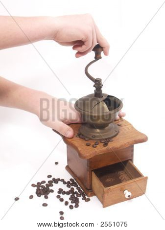 Retpo Coffee-Grinder