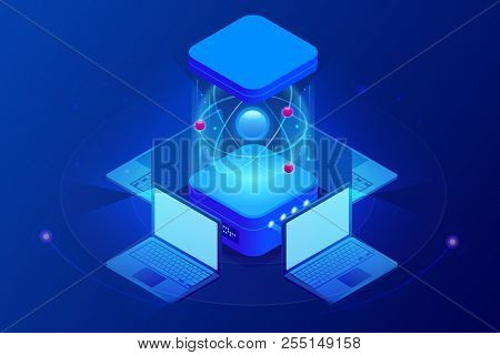 Isometric Quantum Computing Or Supercomputing. A Quantum Computer Is A Device That Performs Quantum