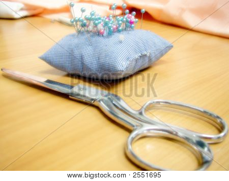 Pins And Scissors