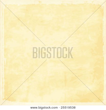 Old vintage paper texture, vector illustration