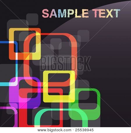 Abstract colorful background2