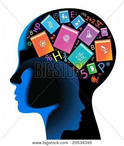 child brain book.The School of sciences