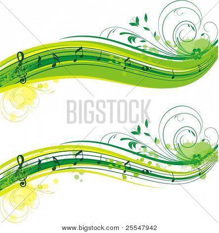 summer musical banner