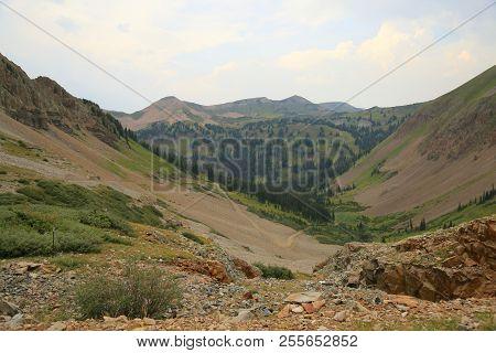 Summer In La Plata Canyon In Durango, Co