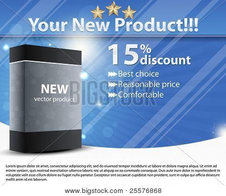vector business brochure, flyer templat