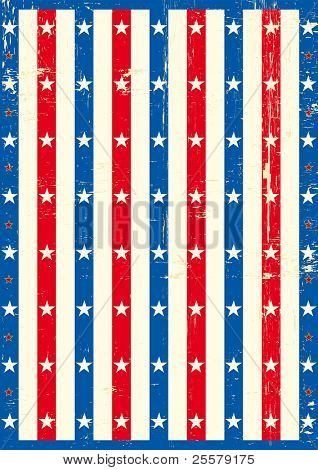 Stars american Poster. A vintage american background for you.