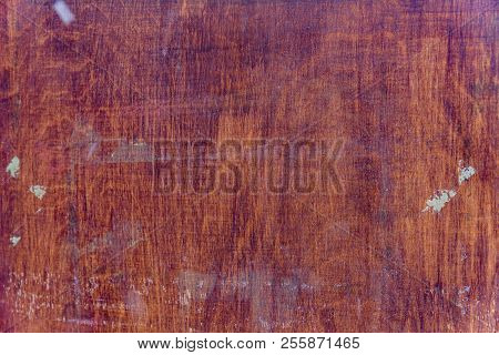 Grunge Wooden Background Texture With Durts And Scratches