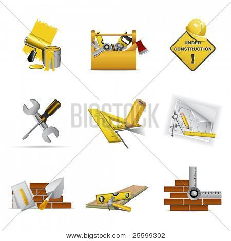 Construction tools, part 1