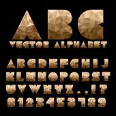Alphabet With Numbers