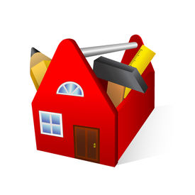 House Toolbox Icon