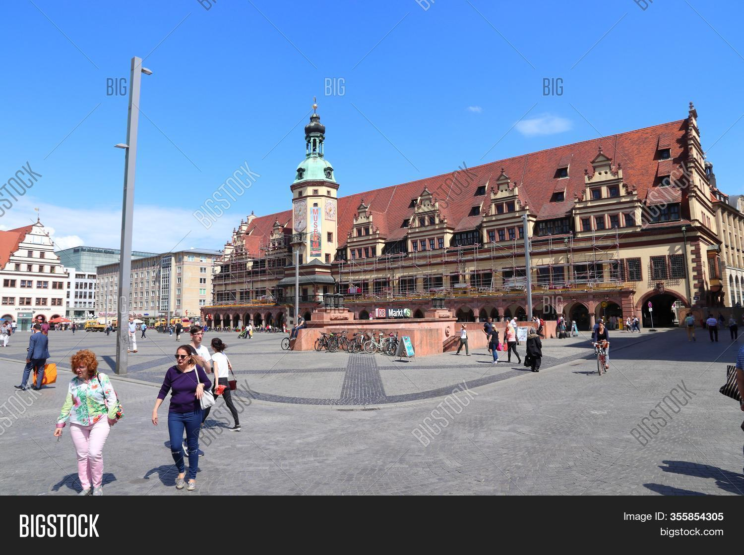 Leipzig Germany May Image Photo Free Trial Bigstock