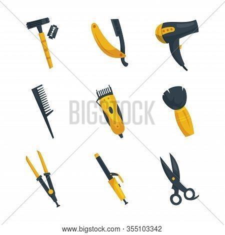 Accessories, Background, Barber, Barbershop, Beautiful, Beauty, Brush, Care, Cartoon, Clean, Closeup