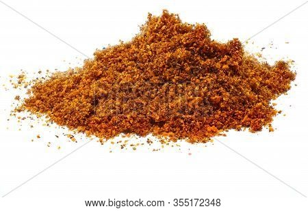 Paprika Herb, Isolated Pile Of Herbs : Paprika