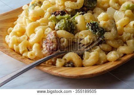 Veggie Mac N Cheese