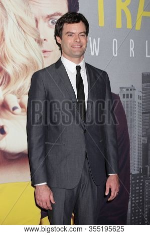 NEW YORK - JUL 14: Bill Hader attends the world premiere of