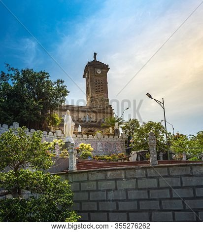 Christ The King Cathedral Of Nha Trang In Central Vietnam