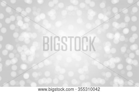 White Bokeh Background Abstract, Soft Background, Create A Bokeh Background