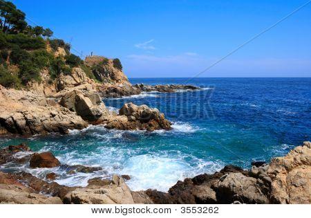 Lloret De Mar (Costa Brava, Spain)