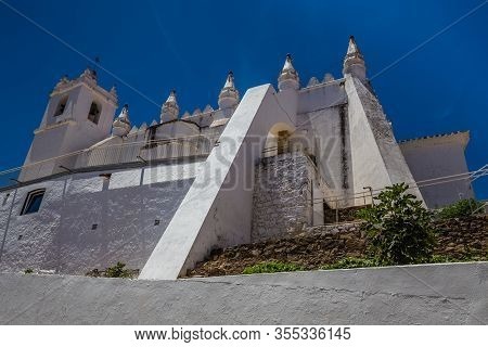 Church Of Nossa Senhora Da Anunciacao - Mertola, Alentejo, Portugal, Europe