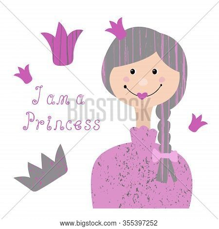 Portrait Cute Smiling Vector Photo Free Trial Bigstock Want to become king or queen? bigstock