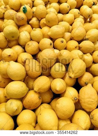 image of background with lemon