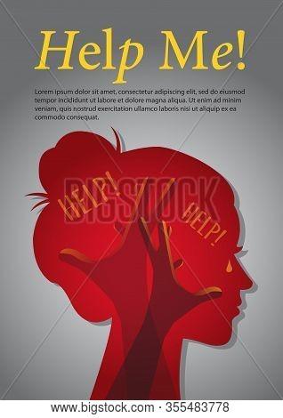 Inside Woman's Head