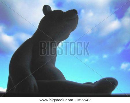 Bear Against Sky4