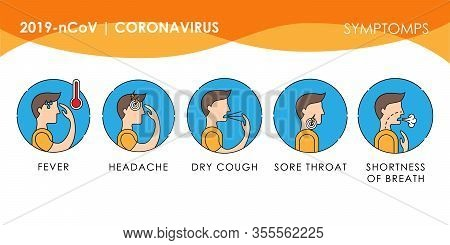 coronavirus. coronavirus symptoms. corona virus vector. coronavirus icon vector. corona virus treatment. corona virus symptom. corona virus illustration. coronavirus 2019-nCoV outbreak vector for website, sign, mobile, app, UI.