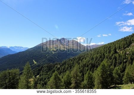 The Beautiful Mountain Landscape Of The Resia Valley Between The Friuli Alps In Italy 005