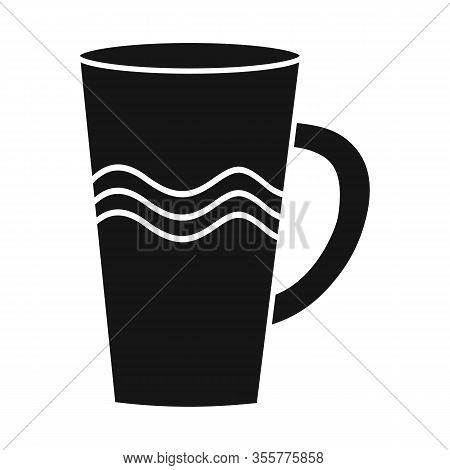 Vector Illustration Of Pitcher And Jug Logo. Web Element Of Pitcher And Clay Stock Symbol For Web.