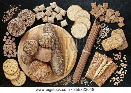 Healthy high fibre food cereal & grain products high in antioxidants, omega 3, vitamins & protein with low gi levels. Health foods to lower blood pressure & cholesterol and optimise a healthy heart.