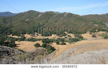 Liberty Canyon Panorama 2