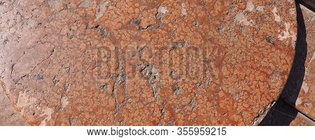Red Marble Texture Background