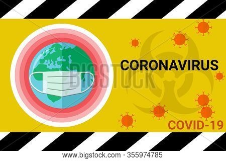 Concept Of The Global Pandemic Of Covid19 Coronavirus Infection. World Health Organization: Europe I