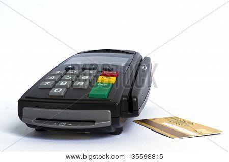 Credit Card Reader Machine