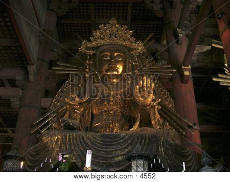 The Statue Buddha