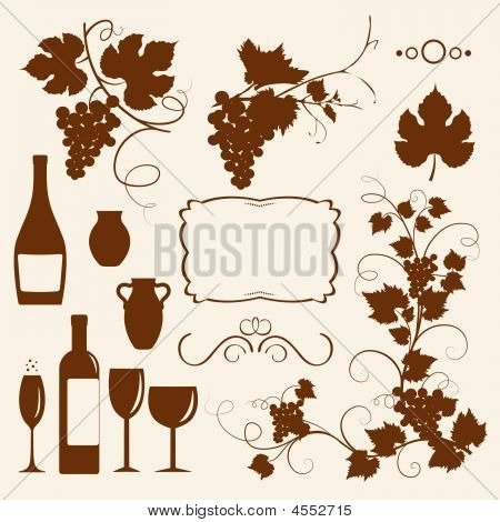 Winery Design Elements