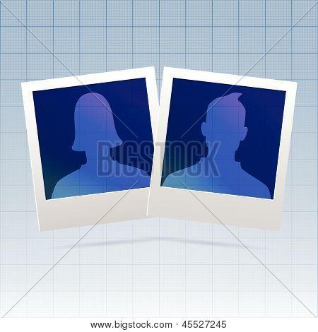Social Network Couple